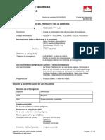MSDS Peerless LLG.pdf