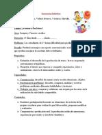 Secuencia Didactica 1 (Leng y Soc)