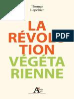 La Revolution vegetarienne - Thomas Lepeltier