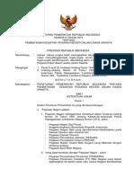PP 61-974 Pembatasan Kegiatan PNS Dalam Usaha Swasta