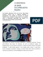 Estratégias Dos Movimentos e Projeto de Emancipação – Le Monde Diplomatique