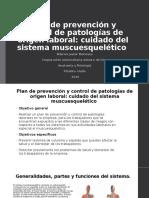 patologias laborales