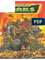 40k 2ed Orks Codex.
