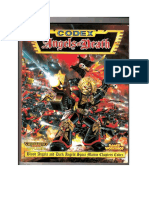 40k 2ed Angels of Death Codex