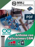 ARDUINO CON APLICACIONES GSM
