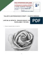 TALLER CLUB PEDAGOGICO CRAFT NOVENO CLEI CUARTO PERIODO