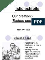 Project- Futuristic exhibits