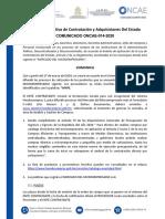 COMUNICADO ONCAE-014-2020.pdf