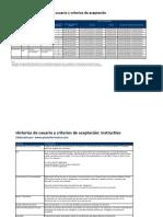Plantilla Historias Usuario - Oficina de Proyectos de Informatica.xls