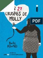 Becky Albertalli - Os 27 Crushes de  Molly