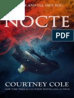 1. Nocte - Courtney Cole