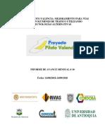 Informe mensual 10_Piloto Valencia