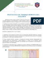 PROTOCOLO DOCENTE