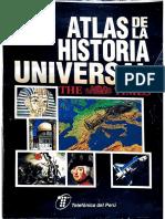 Atlas de la Historia Universal