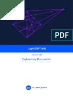LightSOFT NBI V14.0 Explanatory Documents