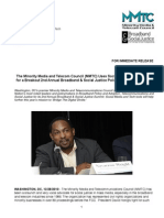 The MMTC Presents the  '2nd Annual Broadband & Social Justice Policy Summit 2011' #BBSJ2011