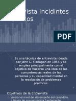 Entrevista Incidentes Críticos.pptx