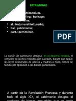 3.- PATRIMONIO
