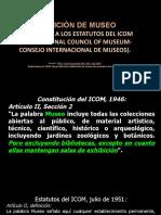 2.- DEFINICIÓN DE MUSEO
