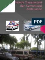 Metode Transportasi ambulance.pptx