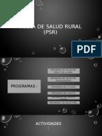Posta de salud rural