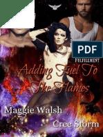07 Cree Storm & Maggie Walsh - Serie llama Eterna Maddox 1 - Añadiendo Combustible A Las Llamas