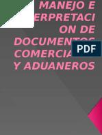 MSTERISL EXTRA CURSO SOBRE DOCUMENTOS COMERCIALES Y ADUANEROS_cecap 2011