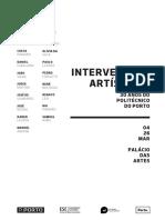 Maria de Fátima Lambert - INTERVENÇÔES ARTÍSTICAS