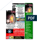 January 2 2011 Newsletter One Half Version