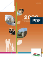 Rapport RSE 2008 - LogiPays