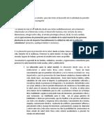 PREGUNTAS PSICOBIOLOGIA FASE 3 SALUD MENTAL