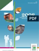 Rapport RSE 2008 - Foyer Vellave