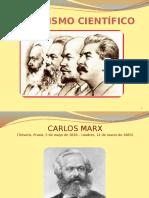 SOCIALISMO CIENTÍFICO