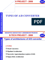 Types of Adc