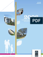 Rapport RSE 2008 - le Toit Angevin