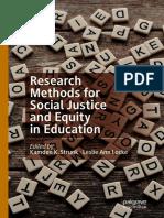 Research Methods for Social Justice and Equity in Education - Kamden K. Strunk, Leslie Ann Locke.pdf
