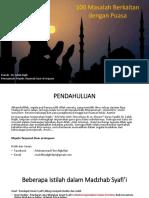 100 masalah berkaitan dengan puasa menurut mazhab syafii.pdf