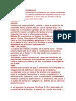 LOS PRINCIPIOS DE CONTABILIDAD