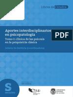 De BATTISTA - Aportes Interdisciplinarios en Psicopatología