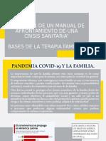 creacion de un manual de afrontamiento de una pandemia