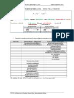 RELACIÓN DE PROBLEMAS 9 (Tema 2 - formulación inorgánica)