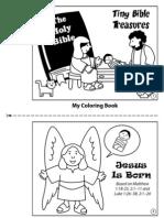 43487018 Coloring Book Jesus is Born
