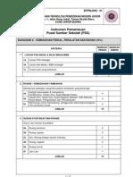 Instrumen Pemantauan PKG Ke Sekolah