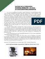 Fondation de CDE Au Sein de CED
