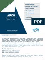 Presentacion General ARCO