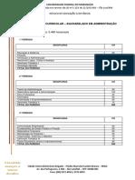 Matriz-Curricular-Administração UFMA