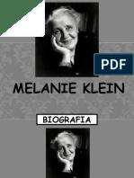 Melanie Klein - Slides