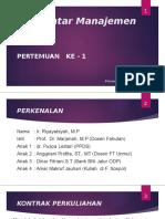 slide Manajemen Bisnis  1