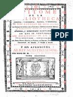Bibliotheca oriental y occidental, nautica y geográfica-Antonio de León Pinilo