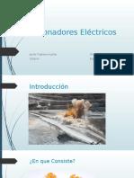 Detonadores Eléctricos